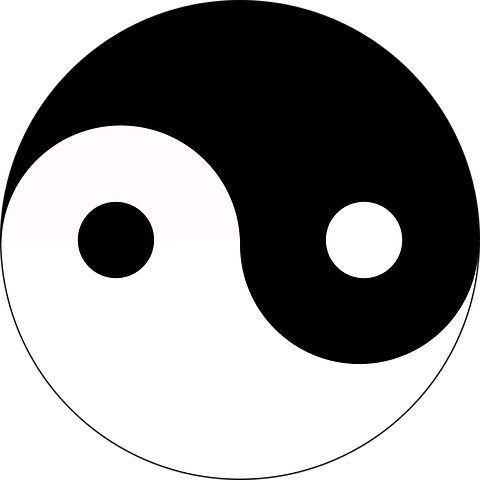 Símbolo chino taijitu